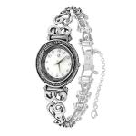 Серебряные часы Yaffo SAW1483