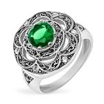 Серебряное кольцо Yaffo с фианитом SAR1473