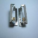 Серебряные серьги Deno с лабрадором MVE0020LB