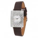 Часы из серебра Deno 01W687BR