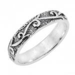 Кольцо из серебра Deno 01R2128/3