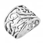 Кольцо из серебра Deno 01R691