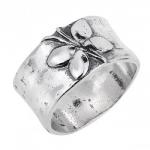 Кольцо из серебра Deno 01R390