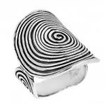 Кольцо из серебра Deno 01R1266