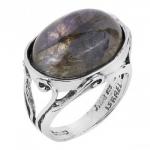 Кольцо из серебра Deno с лабрадором 01R1202LB