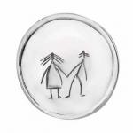Брошь из серебра Deno 01CBR029