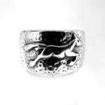 Кольцо из серебра Deno 01R640