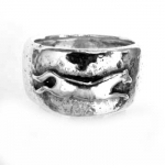 Кольцо из серебра Deno 01R612