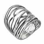 Кольцо из серебра Deno 01R2519
