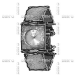 Часы Deno из серебра 01W080