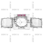 Часы Deno из серебра 01W086GR