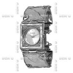 Часы Deno из серебра 01W091
