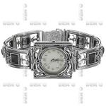 Часы из серебра Deno HDW3905ON