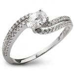 Серебряное кольцо Sandara с фианитами IMR0086