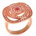 Серебряное кольцо Sandara с фианитами IMR9162