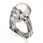 Кольцо из серебра Альдзена ВЕЧНОСТЬ К-25002