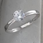 Кольцо из серебра с фианитами Л8К1519397