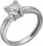 Кольцо из серебра с фианитами У15К152767