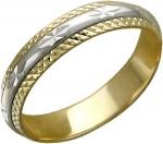 Кольцо из золота 01О760197Ж