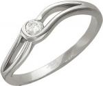 Кольцо из золота с бриллиантами 01К626731