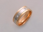 Кольцо из золота с бриллиантами Г5К662024