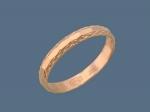 Обручальное кольцо из серебра 26О751009П