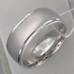 Обручальное кольцо из серебра Т10О050217М