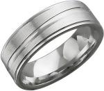 Обручальное кольцо из серебра Т10О751196М