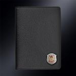 Кожаная обложка для паспорта ОСН Витязь