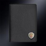 Кожаная обложка для паспорта ФСКН РОССИИ