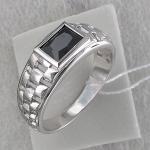 Перстень из серебра с фианитами С15Т251131