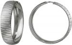 Серьги-кольца из серебра А16С7530065