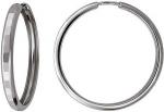 Серьги-кольца из серебра Р3С7514065