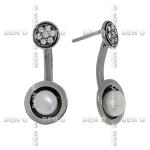 Серьги из серебра Deno MVE1298PL