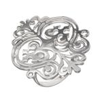 Серебряное кольцо Узор Утум K097