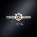 Серебряный зажим для галстука ВИТЯЗЬ (серебро 925 пробы)