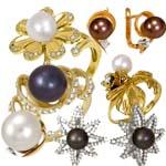 Ювелирные украшения с жемчугом